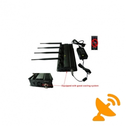 High Power Cell Phone Jammer In Car Use