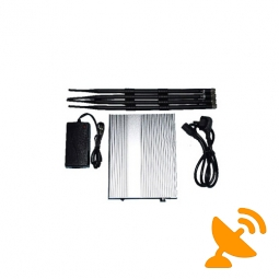 2G 3G Cell Phone Jammer - 50 Meters