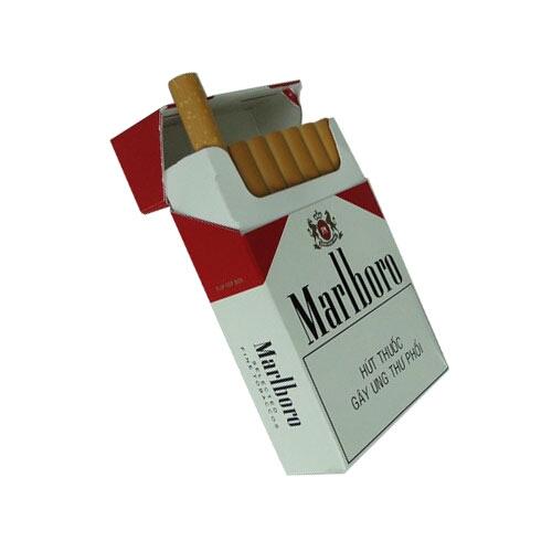 Marlboro white 200 cigarettes