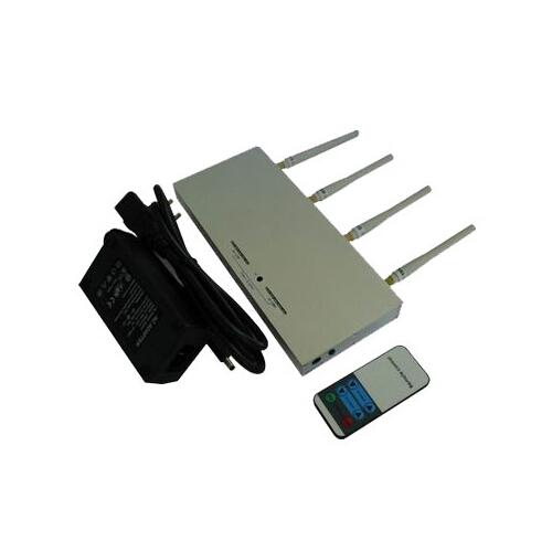 Handheld phone jammer radio - anti jammer mobile radio