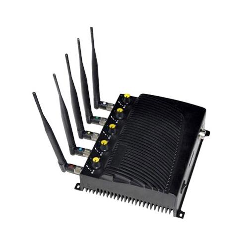 40 meters Effective Radius Range 4G Jammer - Cell Phone Jammer